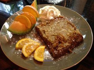 Abadin Bed and Breakfast Apple Cinnamon French Toast