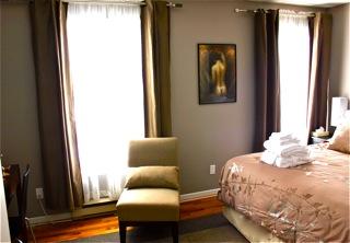Abadin Bed & Breakfast between Montreal and Ottawa